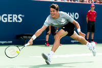 M Raonic vs. M Pospisil 10-Aug-2013