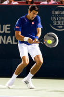 N Djokovic vs. F Mayer 06-Aug-2013