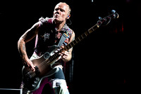 CONCERT : 20 JUIN 2017 , MONTRÉAL, QC ; Red Hot Chili Peppers @ Centre Bell